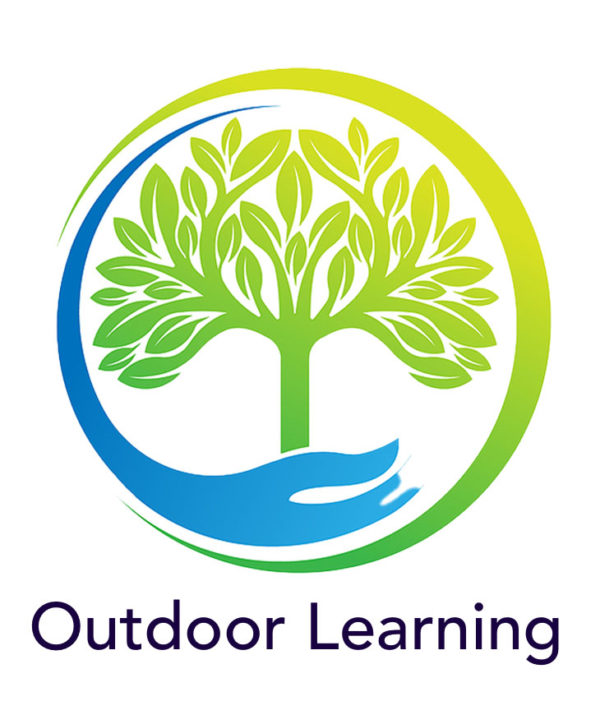 Outdoor learning tree